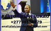 TRUE DELIVERANCE Alleluia Ministries International @ +27798355779
