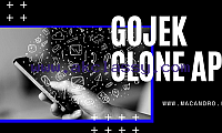 GoJek Clone Script | GoJek Clone App Development | MacAndro