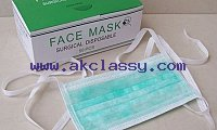 3 Ply Surgical Mask Available