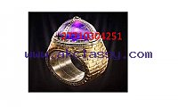 MAGIC RING FOR LUCK SUCCESS, RICHES & PROTECTION SPELLS +27710304251