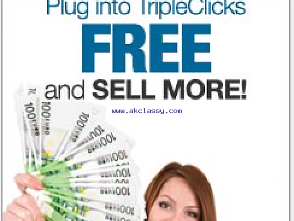 Join free world's fastest international e-commerce site. 10 million Tripleclicks members all over the world.