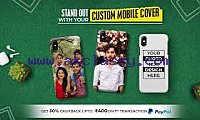 Buy Customized Mobile Cover Online India at Beyoung at Just Rs.249