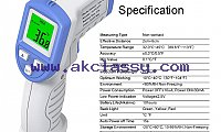 Non contact infrared Thermometer supplier