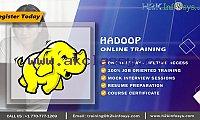 Hadoop Online Training by Industry Experts