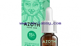 Buy CBD oil Azoth 10ml-5% online