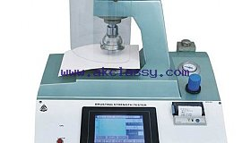 BURSTING STRENGTH TESTER - TOUCH SCREEN CONTROLLED (PNEUMATIC CLAMPING) FOR PAPER / PAPER BOARD