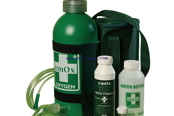 Emox Powdered Emergency Oxygen