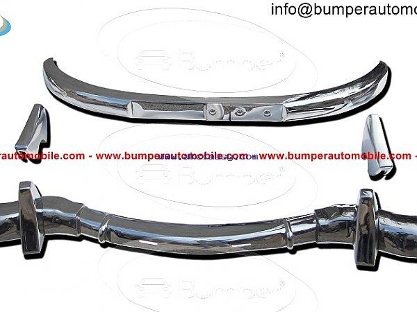 Mercedes 300SL bumper kit (1957-1963) stainless steel