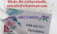 Factory Supply Tetrahydropyrrole CAS 123-75-1 Pyrrolidine