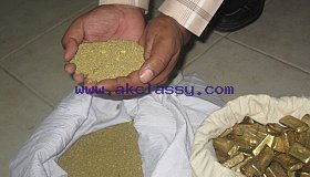 sellers of Gold Powder, Gold bars, and diamonds