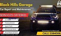 Car repair and service Qatar