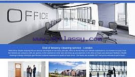 Professional Cleaners London End of Tenancy