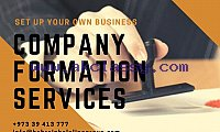 Company Formation Services in Bahrain