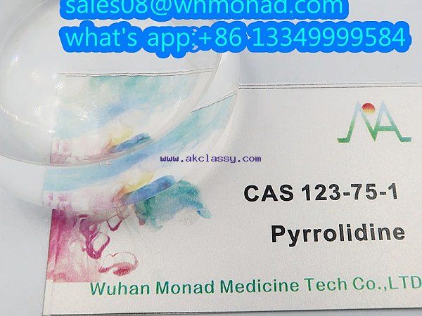 fast delivery Pyrrolidine CAS 123-75-1 hot selling in Russia