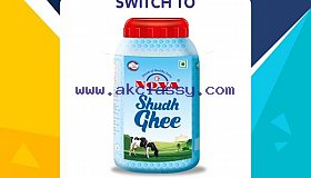 Cow Ghee Suppliers and Manufacturers in India | Nova