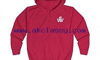 Street Wear Style uni full zip hoodies- Vocal Street Wear