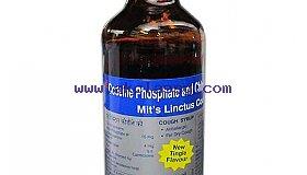 Buy Mits Lintus Codeinae Syrup