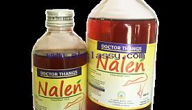 Buy Nalen Herbal Massage Oil Online and Stress Relief Oil Online - Nalen