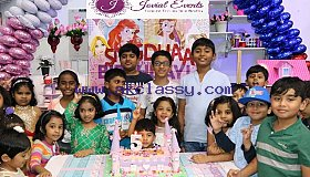 Birthday celebration in sharjah