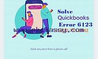 +1 877-751-0742 Quickly diminish errors like QuickBooks Error 6123