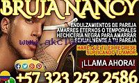 BRUJERÍA NEGRA PARA EL AMOR , CONSULTA AHORA  A LA MAESTRA NANCY EXPERTA EN EL AMOR WHATSAPP +573232522586