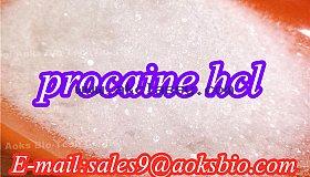 Procaine hcl powder cas 51-05-8 procaine hcl China supplirer procaine hcl manufacturer