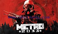 METRO 2033 Laptop/Desktop Computer Game