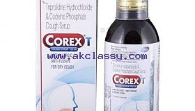 Buy Corex T 100ML Cough Syrup