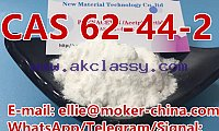 Local Anesthetic Drug phenacetin cas 62-44-2