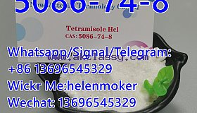 Hot Selling Tetramisole Hydrochloride CAS 5086-74-8 with Safe Delivery