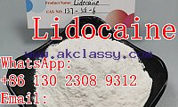 Pharmaceutical Intermediate Lidocaine CAS 137-58-6 Fast Delivery