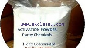 SELLING ORIGINAL SSD CHEMICALS SOLUTION FOR CLEANING BLACK MONEY .