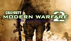 Call Of Duty COD 6 Modern Warfare 2 Laptop/Desktop Computer Game.