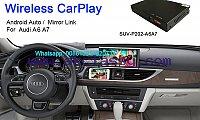 Audi A6 A7 Wireless Apple CarPlay Box Original Screen Update