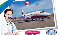 Gain the Best ICU Support Air Ambulance Services in Bhubaneswar