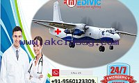 Hi-tech Prominence on Safety by Medivic Air Ambulance Services in Raipur