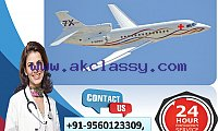 Classy Medical Solution by Medivic Air Ambulance Services in Silchar