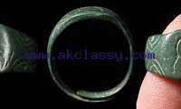 Magic rings to store spiritual energy that you can use to fix problems in your life or protect yourself from dark forces