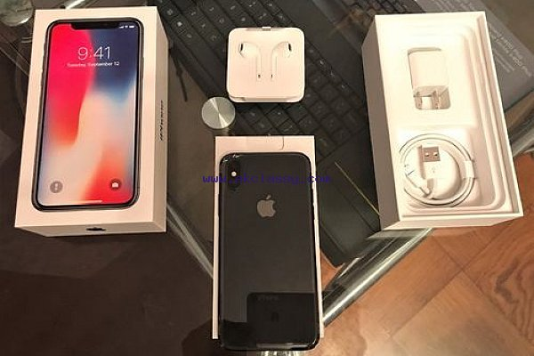 Apple iPhone X 256GB Unlocked Mobile  WHATSAPP CHAT :- +1 (631) 573-5778
