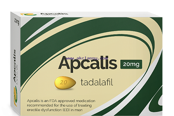 Buy Apcalis online at Pharmaexpressrx and enjoy discounts up to 20%