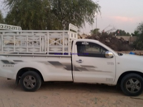 PICKUP TRUCK FOR RENT 0551811667 AL BARSHA