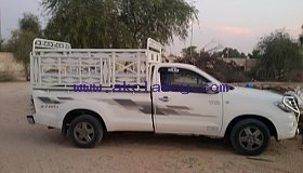 PICKUP TRUCK FOR RENT 0551811667