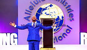 ONLINE PRAYER TRUE DELIVERANCE Alleluia Ministries International+27739544742