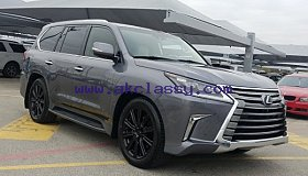 2017 Model Lexus LX570 USED