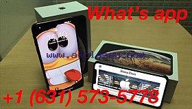 Apple iphone Xs Max 512gb Unlocked mobile phone
