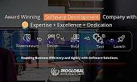 Software Development Company in Dubai - Indglobal