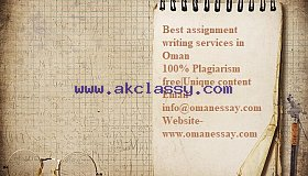 Best Thesis Paper Writing Help at its Best Price in Al-Khuwair, Oman