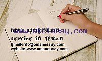 One of the Best Academic Writing Help in Al-Khuwair, Oman by our OmanEssay