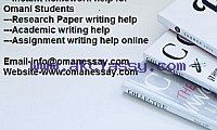Thesis proofreading and editing writing service in Seeb, Oman