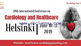29th International Conference on Cardiology and Healthcare
